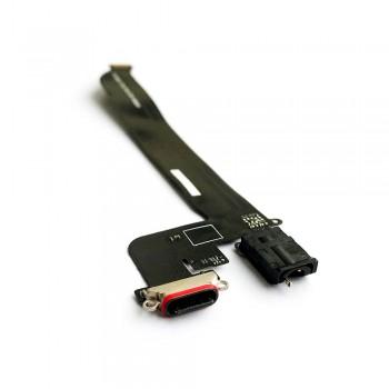 Шлейф OnePlus 5 с разъемом зарядки и HF коннектором