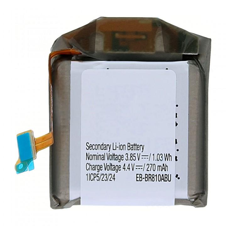 Аккумулятор Samsung EB-BR810ABU для Samsung SM-R810 / SM-R815 Galaxy Watch 42mm (270 mAh)