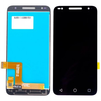Дисплей Alcatel 5047 U5 HD с тачскрином (Black)