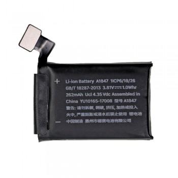 Аккумулятор A1847 для Apple Watch Series 3 (38mm) GPS (279 mAh) (Original PRC)
