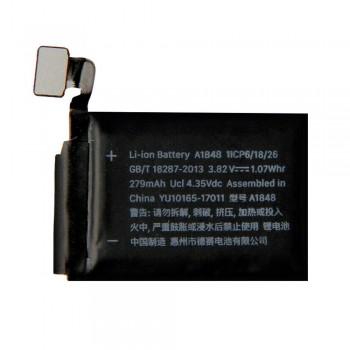 Аккумулятор A1848 для Apple Watch Series 3 (38mm) LTE (279 mAh) (Original PRC)
