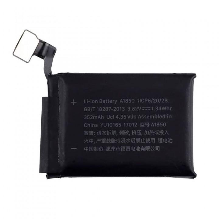 Аккумулятор A1850 для Apple Watch Series 3 (42mm) LTE (352 mAh)