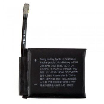 Аккумулятор A2181 для Apple Watch Series 5 (44mm) (296 mAh) (Original PRC)