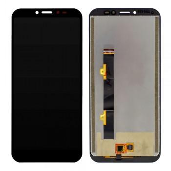 Дисплей Alcatel 5024 1s с тачскрином (Black)