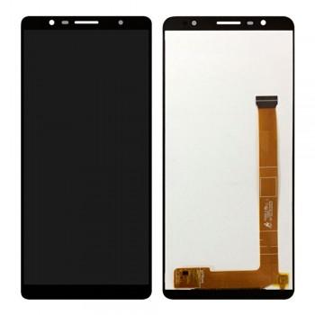 Дисплей Alcatel 5026 3С с тачскрином (Black)