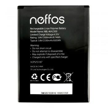 Аккумулятор TP-Link Neffos NBL-46A2300 для TP-Link Neffos C7A (2330 mAh) (Original PRC)