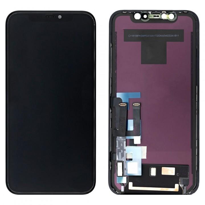 Дисплей iPhone 11 с тачскрином (Black) (Original)