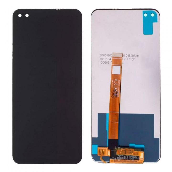 Дисплей Realme 6 Pro с тачскрином (Black) (Original PRC)
