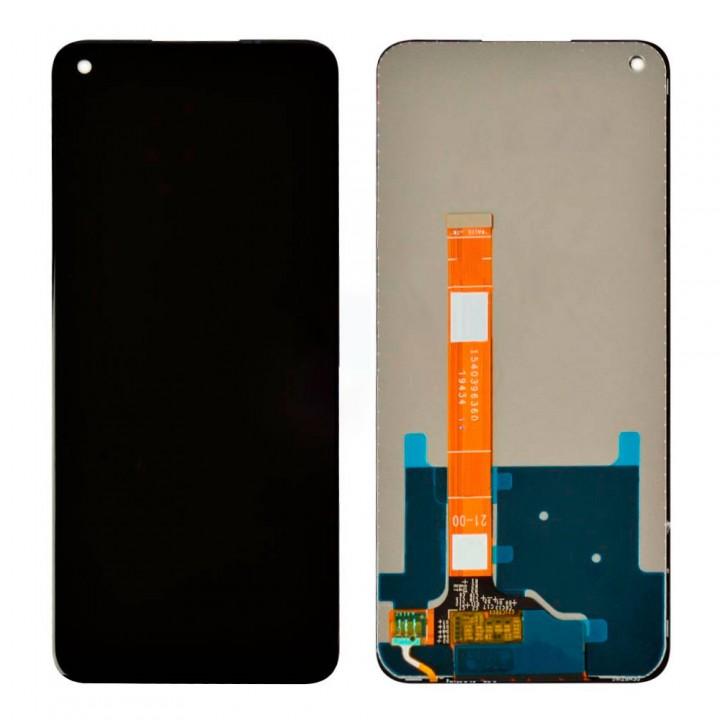 Дисплей Realme 6 с тачскрином (Black) (Original PRC)