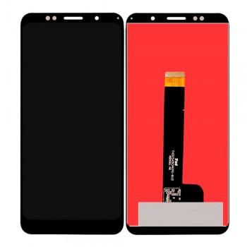 Дисплей TP-Link Neffos C7s с тачскрином (Black) (High Copy)