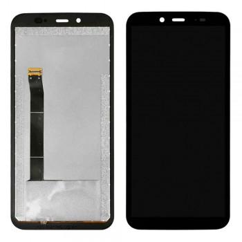 Дисплей Blackview BV5500 / BV5500 Pro / BV5500 Plus с тачскрином (Black)