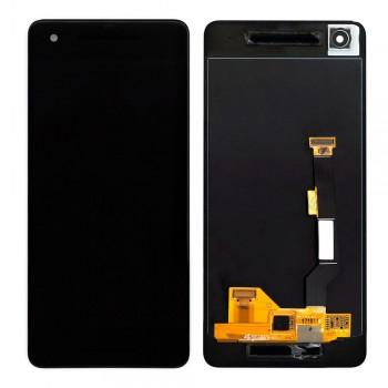 Дисплей Google Pixel 2 с тачскрином (Black) OLED
