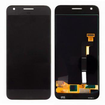 Дисплей Google Pixel с тачскрином (Black) OLED