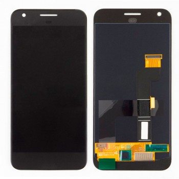 Дисплей Google Pixel XL с тачскрином (Black) OLED