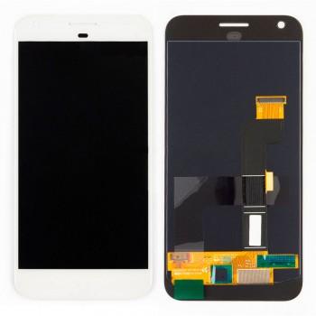 Дисплей Google Pixel XL с тачскрином (White) OLED