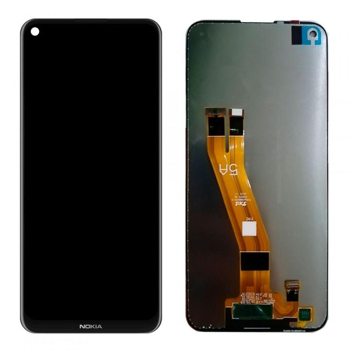 Дисплей Nokia 3.4 с тачскрином (Black)