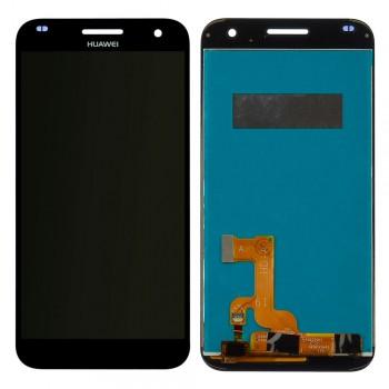 Дисплей Huawei Ascend G7 с тачскрином (Black)