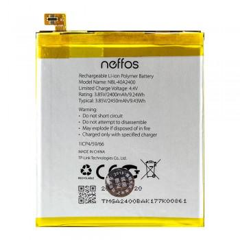 Аккумулятор TP-Link Neffos NBL-40A2400 для TP-Link Neffos Y5s TP704 (2400 mAh)