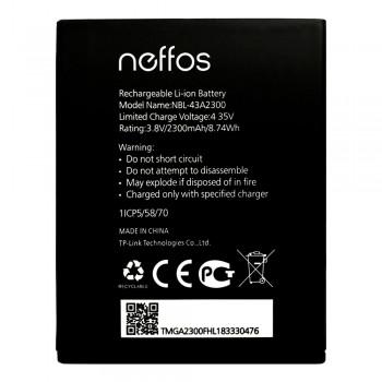 Аккумулятор TP-Link Neffos NBL-43A23001 для TP-Link Neffos C5s TP704A (2300 mAh)
