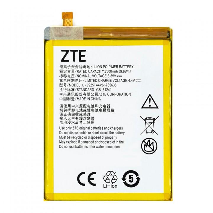 Аккумулятор ZTE Li3925T44P6H765638 для ZTE Blade V8 Lite (2500 mAh)
