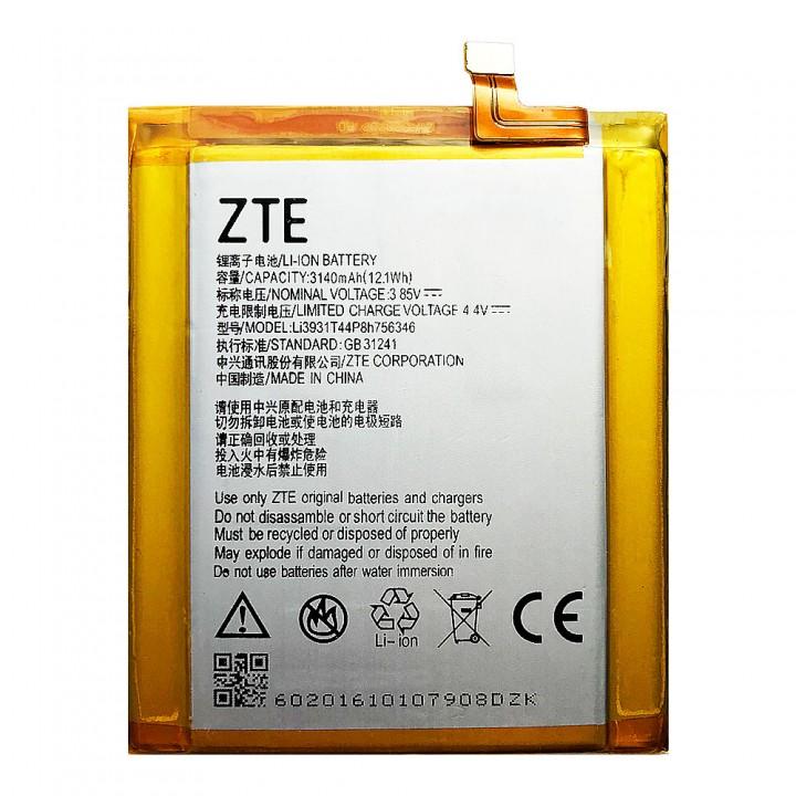 Аккумулятор ZTE Li3931T44P8h756346 для ZTE Axon 7 / Blade V8 Pro (3140 mAh)