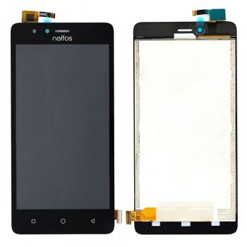 Дисплей TP-Link Neffos C5a / C5s с тачскрином (Black)