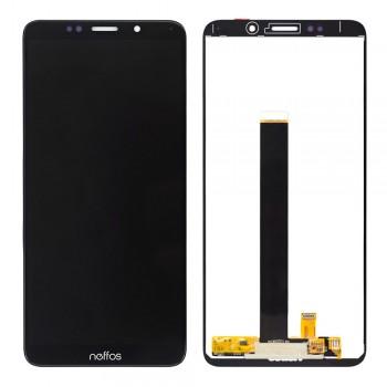 Дисплей TP-Link Neffos C9 с тачскрином (Black)