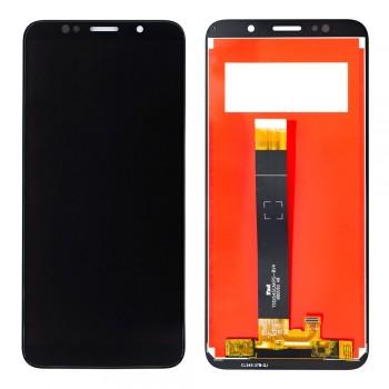 Дисплей TP-Link Neffos C9a с тачскрином (Black)