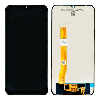 Дисплей Realme C2 / Oppo A1k с тачскрином (Black)