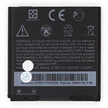 Аккумулятор HTC BG86100 / BG58100 / BA S560 / BA S590 (1520 mAh)