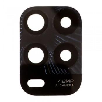 Стекло камеры для Xiaomi Mi 10 Lite / Mi 10 Lite Zoom (Black)