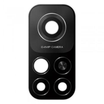 Стекло камеры для Xiaomi Mi 10T / Redmi K30S (Black) (Original PRC)