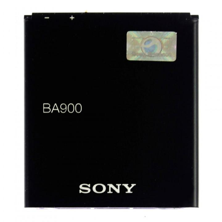 Аккумулятор Sony BA900 / AGLB006-A001 для Sony Xperia M / Xperia L / Xperia E1 (1700 mAh)