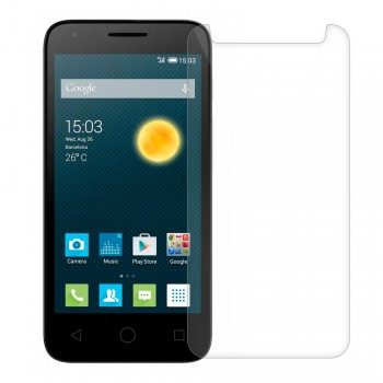 Защитное стекло Tempered Glass 2.5D для Alcatel 4027D One Touch Pixi