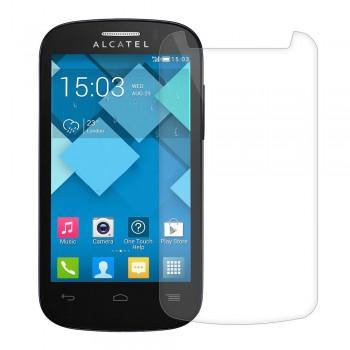 Защитное стекло Tempered Glass 2.5D для Alcatel 4033D One Touch Dual Sim