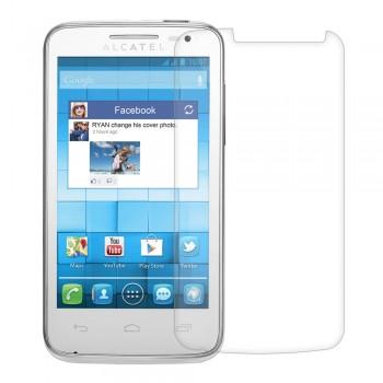 Защитное стекло Tempered Glass 2.5D для Alcatel 5020D One Touch MPop