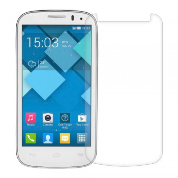 Защитное стекло Tempered Glass 2.5D для Alcatel 5036D One Touch Dual Sim