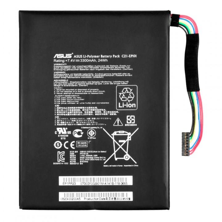 Аккумулятор Asus C21-EP101 для Asus TF101 / TR101 Eee Pad Transformer (3300 mAh)