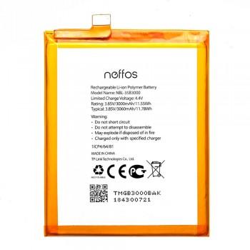 Аккумулятор TP-Link Neffos NBL-35B3000 для TP-Link Neffos C7 TP910 / X9 TP913A (3060 mAh)