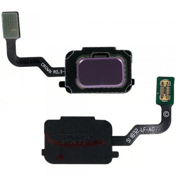 Сканер отпечатка пальца для Samsung N960 Galaxy Note 9 (Lavender)