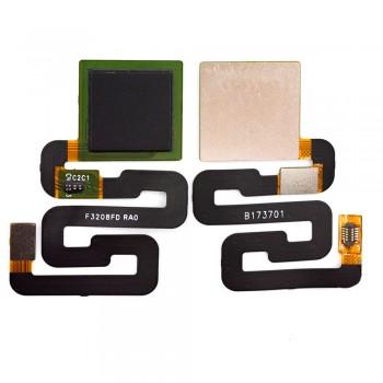 Сканер отпечатка пальца для Xiaomi Redmi 3 / Redmi 3s / Redmi 4x (Black)