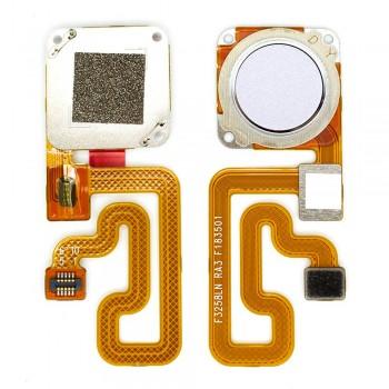 Сканер отпечатка пальца для Xiaomi Redmi 6 (Grey)