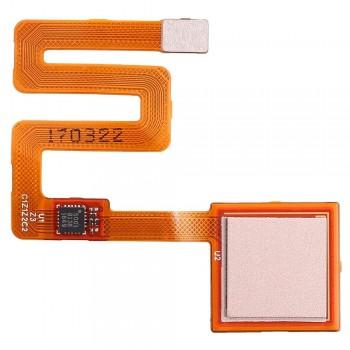 Сканер отпечатка пальца для Xiaomi Redmi Note 4 (Gold)