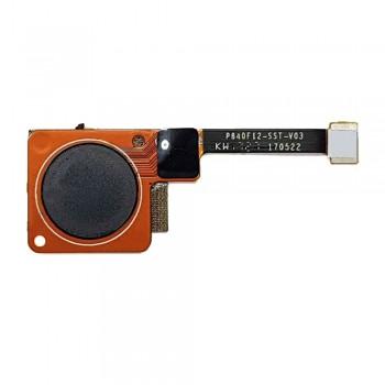 Сканер отпечатка пальца для ZTE Blade A6 (Black) (Original PRC)