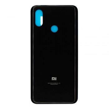 Задняя крышка для Xiaomi Mi 8 (Black)