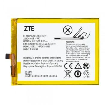 Аккумулятор ZTE Li3822T43P3H786032 для ZTE Blade A515 / L6 / V6 / X7-D6 / Z7 (2200 mAh)
