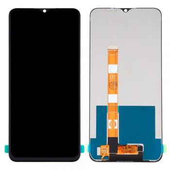 Дисплей Realme C11 / Realme C12 с тачскрином (Black)