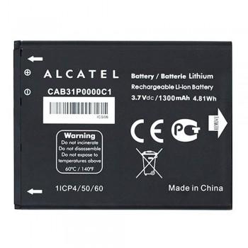 Аккумулятор Alcatel BY71 / CAB1300007C1 / CAB31P0000C1 (1500 mAh)