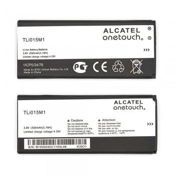 Аккумулятор Alcatel TLi015M1 / TLi015M7 (1500 mAh)
