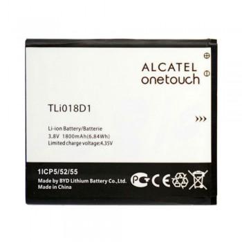Аккумулятор Alcatel TLi018D1 (1600 mAh)